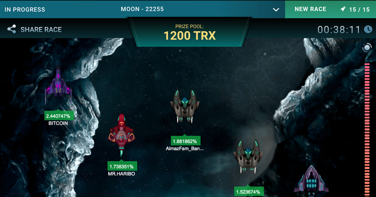 To The Moon Game - A Skill-based Gamified Crypto-Educational Platform