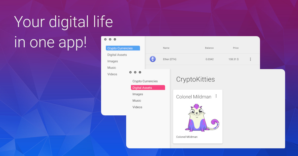 Totem - Your digital life in one app!