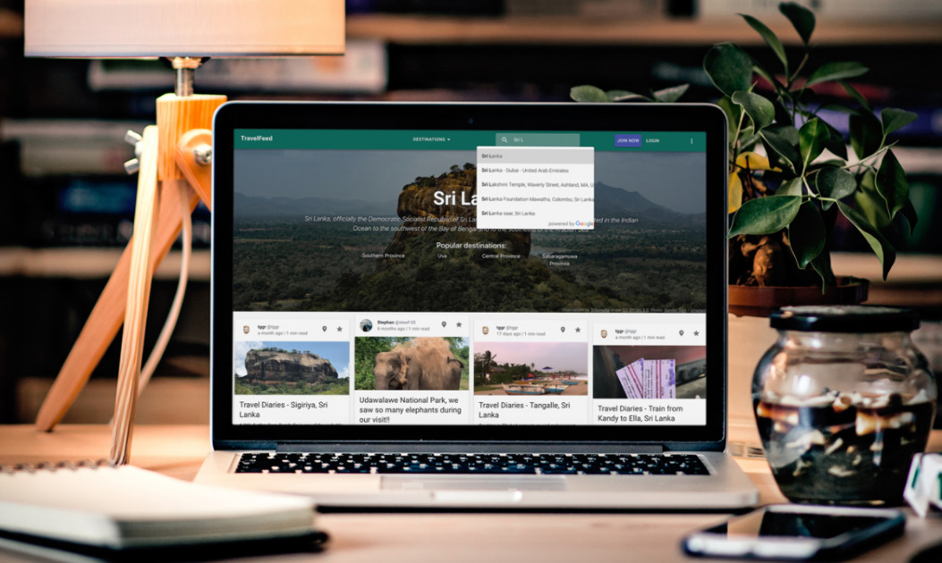 TravelFeed - Travel, write and earn rewards with TravelFeed