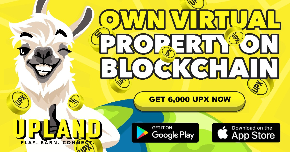 Upland - Property trading game with real-world addresses