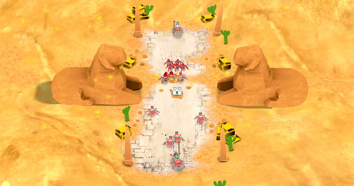 War of Ants - Collect unique ants & fight against other colonies