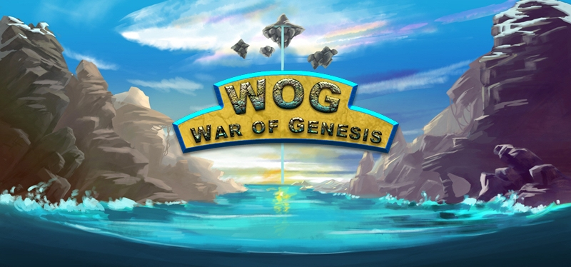 War Of Genesis - Choose one of camps of Humans or Aliens to fight