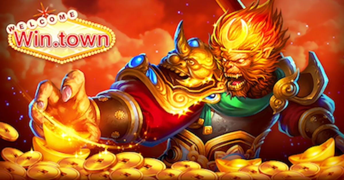 Wintown - Win.town creation mining is here,