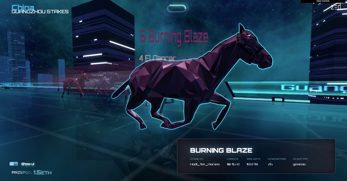 ZED - Build an empire with your own champion racehorses